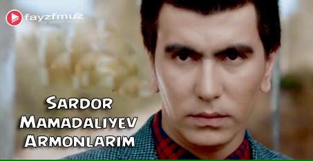 Sardor Mamadaliyev - Armonlarim (Official HD video)