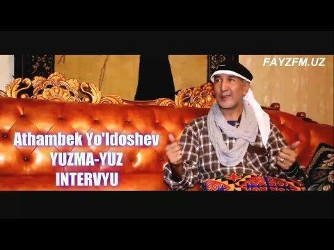Exclusive Intervyu: Athambek Yo'ldoshevbilan Siz kutgan yuzma-yuz uchrashuv