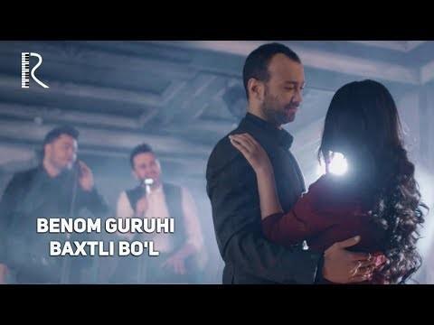 Benom guruhi - Baxtli bo'l (Official Video)