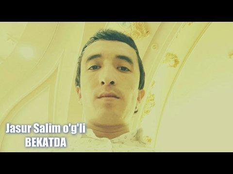 Jasur Salim o'gli - Bekatda (Official Video)