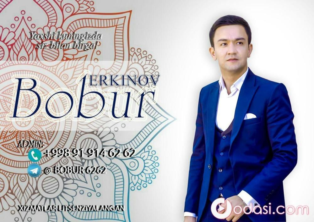 Bobur Erkinov - Sog'indim