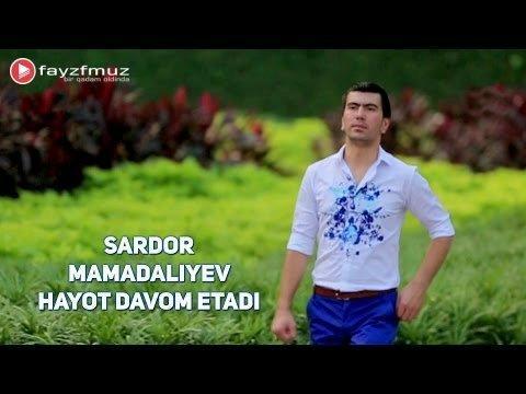 Sardor Mamadaliyev - Hayot davom etadi (Official Video)