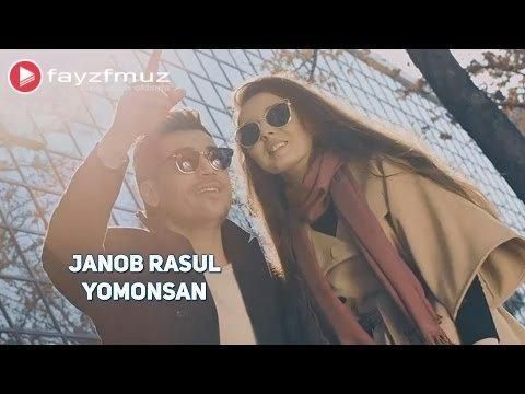 Janob Rasul - Yomonsan (Official Video)