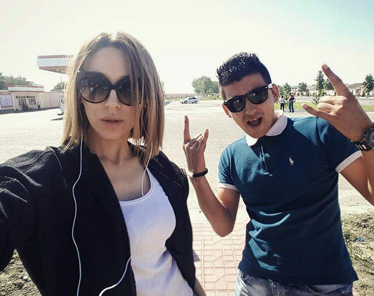 Mashxurlar instagram sahifasidan (Foto)