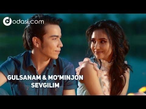 Gulsanam Mamazoitova & Mo'minjon Ablikim - Sevgilim (Official Video)
