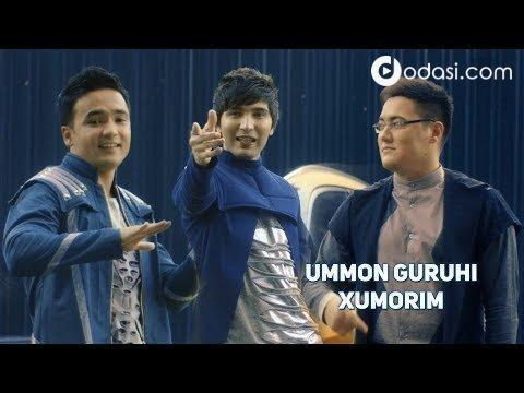 Ummon guruhi - Xumorim (Official video)