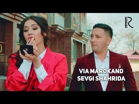 VIA Marokand - Sevgi shahrida (Official Video)