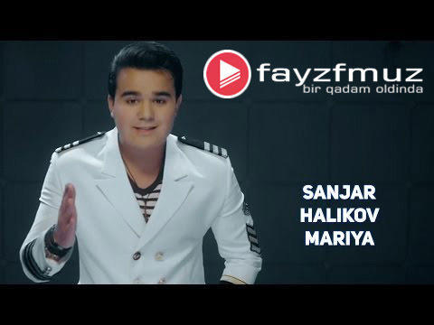 Sanjar Halikov - Mariya (Official Video)