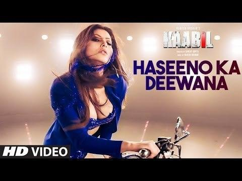 Hrithik Roshan - Haseeno Ka Deewana (OST Kaabil)