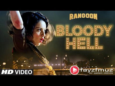 Saif Ali Khan - Bloody Hell (OST Rangoon)