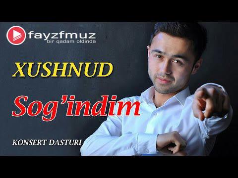 Xushnud – «Sog'indim» nomli konsert dasturi 2014-yil
