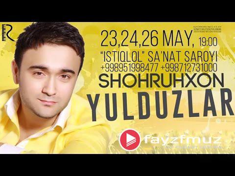 """Shohruhxon """"Yulduzlar"""" nomli konsert dasturi 2016"""