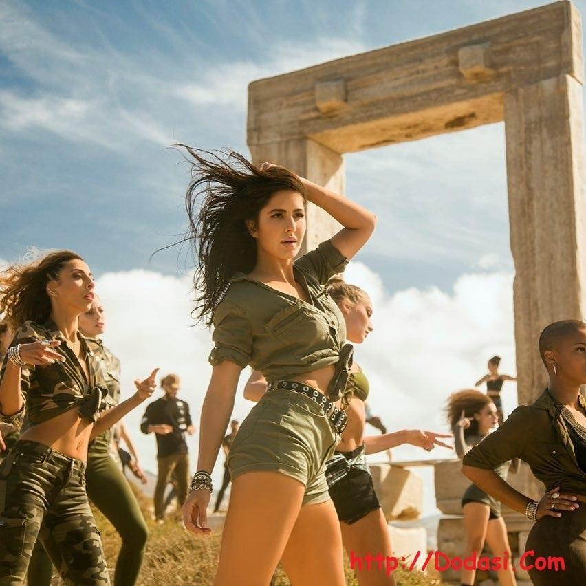 Salman Khan - Swag Se Swagat feat. Katrina Kaif (OST Tiger Zinda Hai) (Official Video )